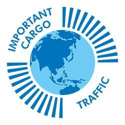 Logo Important Cargo Traffic